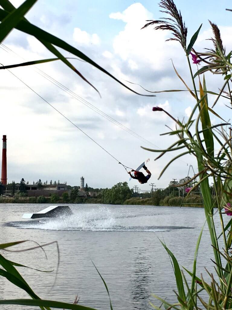 Рейли с воды в вейк парке в санкт-петербурге
